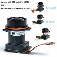 2020 for GoPro Hero 5 6 7 Accessories Camera Lens with CCD CMOS Repair Parts