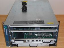 CISCO 12404 GSR4/80-AC 4-Slot Chassis router 1xAC Power CSF Card+PRP-1 Processor