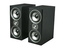 Polk Audio Monitor 40 Series II Bookshelf Speaker (Black, Pair) High Performance