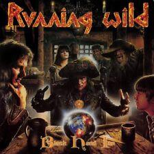 Running Wild - Black Hand Inn Black Vinyl 2LP 25.08.17 VVK / preorder