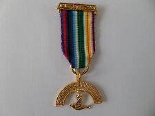 masonic regalia-MASONIC JEWELS-ROYAL ARK MARINER OFFICER OFFICER BREAST JEWEL