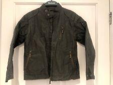Boys Barbour Dry Wax Jacket - Brand New - Size S