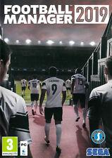 Football Manager 2019 PC SEGA