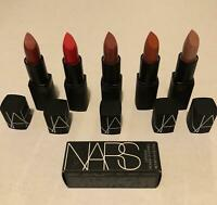 Nars Lipstick Rouge A Levres Full Size 0.12 oz / 3.4 g NIB 100% Authentic!