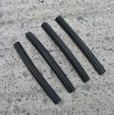 FORD Capri Mk1 PARAURTI overrider gomma tubazioni NUOVO