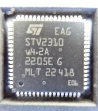 STV2310 Multistandard Tv/vcr Digital Video Decoder And Output Scaler