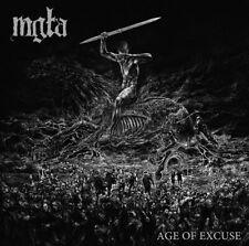 Mgla - Age of Excuse CD (Uada, Groza)