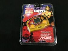 New Sealed 1999 WCW NITRO Wrestling The Giant Handheld Electric Travel LCD Game