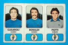 CALCIATORI PANINI 1976-77-Figurina-Sticker n. 367 -CASAROLI#BONALDI..COMO -Rec 2