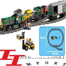 VENDEUR PRO LEGO Technic TRAIN camion 9V RARE voiture 4512 moteur