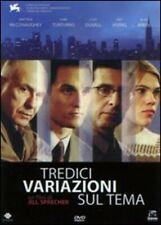 TREDICI VARIAZIONI SUL TEMA  DVD DRAMMATICO