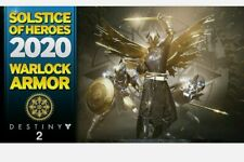 Destiny 2 Solstice Of Heroes Full Armor Set Completion/SAME DAY/PS4/XBOX
