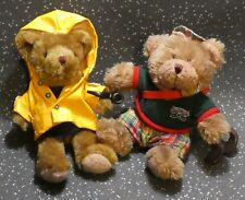 The Teddy Bear Collection Paire De Jouet Doux Ours Golfeur/Pêcheur