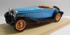 Eligor 1/43 Scale Diecast Model 1003 DELAGE D8S CABRIOLET 1932 DECOUVERT BLUE