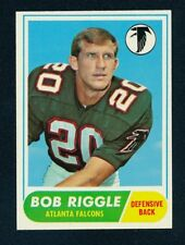 1968 TOPPS Football #73 BOB RIGGLE RC NRMT/MT