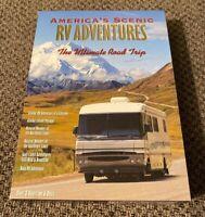 America's Scenic Rv Adventures The Ultimate Road Trip Dvd Over 8 Hours Alaska