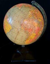 "Rare vintage Replogle Precision light Globe 10"", 1955"