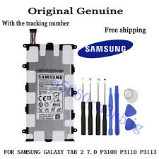 New Genuine Samsung SP4960C3B Battery For GALAXY Tab 2 7.0 P3100 P6200 P3110