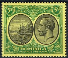 Lightly Hinged Dominican Stamps (Pre-1967)