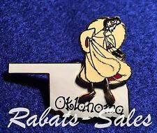 Cruella - Oklahoma State Character Pins