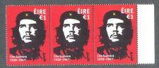 Che Guevara-Ireland-strip of 3 mnh-2017
