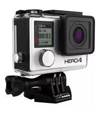 GoPro Hero 4 Black Edition Action Camera Waterproof 4K 12MP Photos