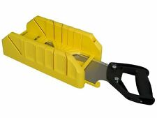Stanley Tools - Saw Storage Mitre Box with Saw - 1-19-800