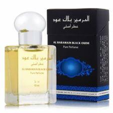 Black Oudh 15ml Haramain Perfume Oil Woody Patchouli Musky Oriental Attar Ittar