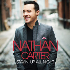 Stayin up All Night (uk) 0602547848956 by Nathan Carter CD