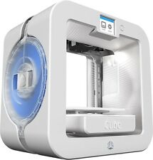 3D Systems Cube 3D Wireless Printer, 3rd Generation, White, Windows and MAC