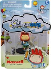 Scribblenauts Maxwell 2-Inch Mini Figure [With Notebook]
