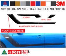 ESM 2011 HOCKEY Stripe Decal Kit to fit FG Falcon Sedan 3M-50