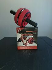 Ab Carver Pro roller Fitness exerciser wheel workout abdominal core 400lbs