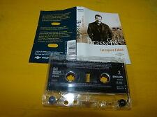 GEORGES BRASSENS - K7 audio / Audio tape !!! LES COPAINS D'ABORD !!!