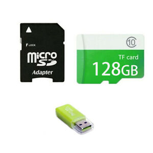 32GB 16GB 8GB Memory Card TF Flash For Camera Cell Phone Free Adapter
