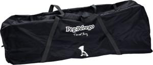 Peg Pérego Travel Bag Transporttasche Kinderwagen Tasche Buggy Schwarz