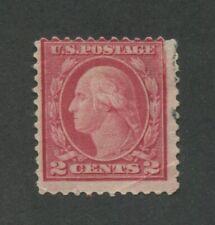 1921 United States Postage Stamp #546 Used Washington Rotary Press