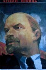 Lenin, Vladimir illjitsch - 1989-MANIFESTO-Portrait-POSTER - Giant