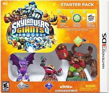 Skylanders Giants: Starter Pack  (Nintendo 3DS) [LN]™