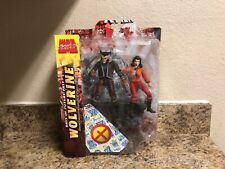 Marvel Select Days of Future Past Wolverine Figure