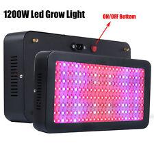 1200W LED grow light kits lamp for Greenhouse plant grown bloom Full Spectrum