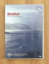 INCUBUS - The Morning View Sessions DVD 2002