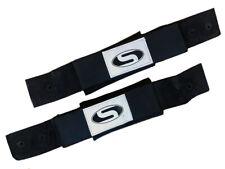 Snakeboard USA binding straps original 90s, fixationes Bindung ashley pro comp