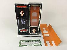 """Nuevo Star Wars Lando Calrissian Caja esb 12"""" prototipo + Insertos"""