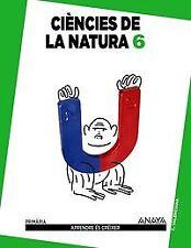 (VAL).(15).CIENCIES NATURA 6E.PRIMARIA. ENVÍO URGENTE (ESPAÑA)
