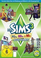 Sims 3 70er, 80er & 90er -Add-On PC Download EA Origin PC CD Key  *Original*