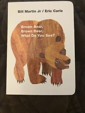 Brown Bear and Friends: Brown Bear, Brown Bear, What Do You See? by Bill, Jr.
