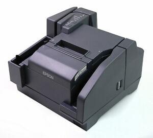 TM-S9000MJ-031 Epson TM-S9000MJ 3-in-1 Scanner/Printer, USB Interface, Dark Grey