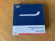 DOMODEDOVO RUSSIA ILYUSHIN IL-62M Gemini Jets 1:400 GJDMO873 DIECAST MODEL NEW