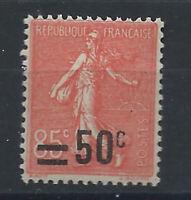 France N° 221** (MNH) 1926 - Semeuse surchargés